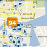Walk Score Brickell