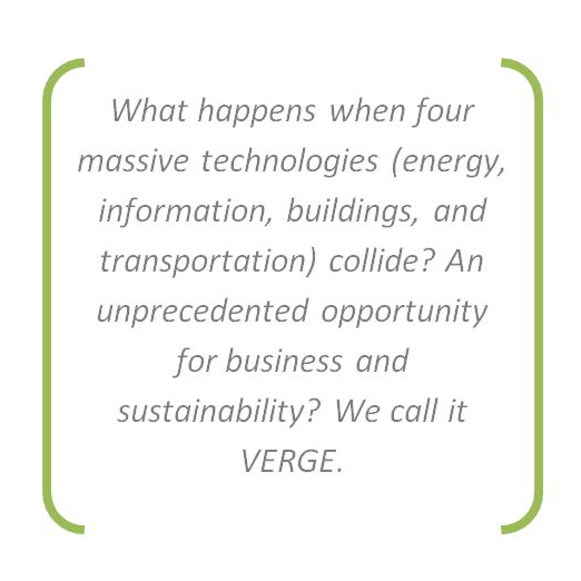 VERGE São Paulo: Technology and Sustainability in Brazil