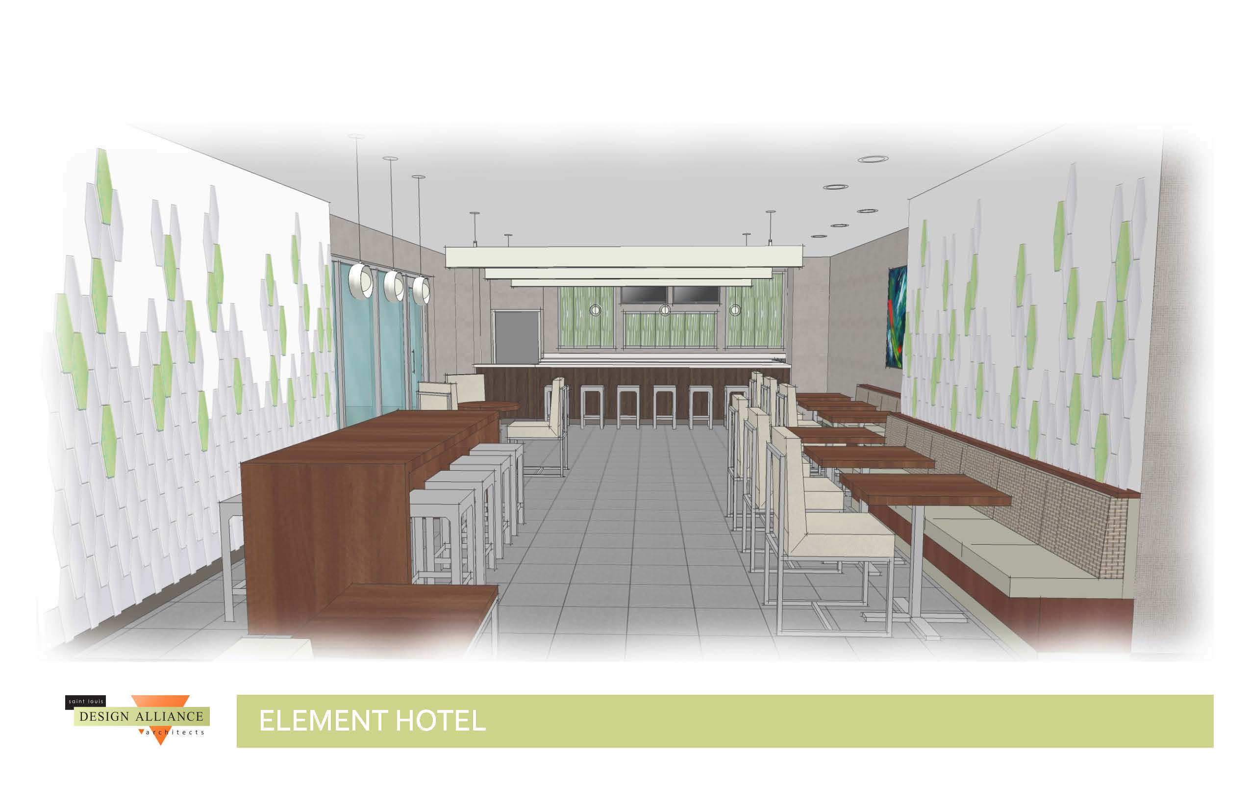The Salon at Element Miami Airport Opening This Summer