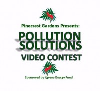 Pollution Solutions Video Contest