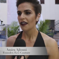 WPBT2 Covers 3rd Annual Eco Couture Recycling Fashion Show (Video)