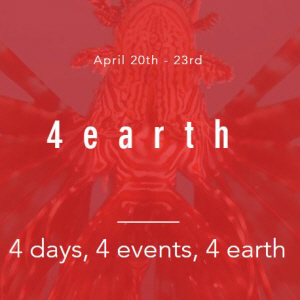 4earth: 4 days, 4 events, 4 earth with the Miami Seaquarium