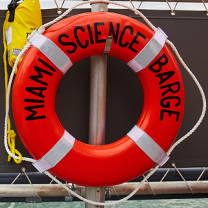 April 19: Miami Science Barge Sip of Science no. 010: Sea Level Rise and Climate Justice in Miami