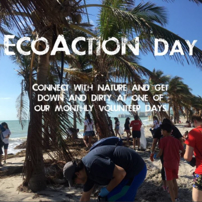 Volunteer EcoAction Days in December