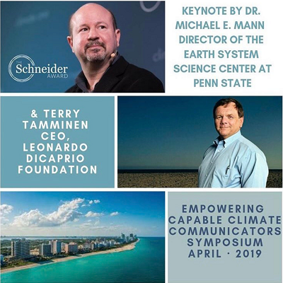 April 26 & 27: Empowering Capable Climate Communicators 2019