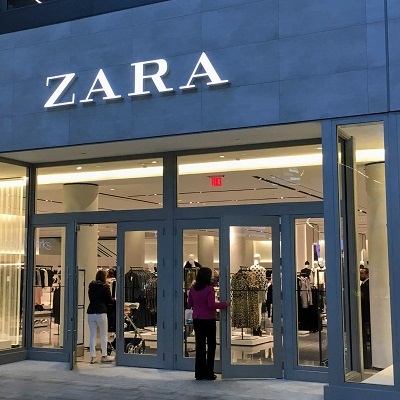 Zara Brickell City Centre Certified LEED Gold